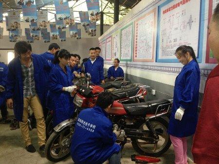 摩托车电动车维修
