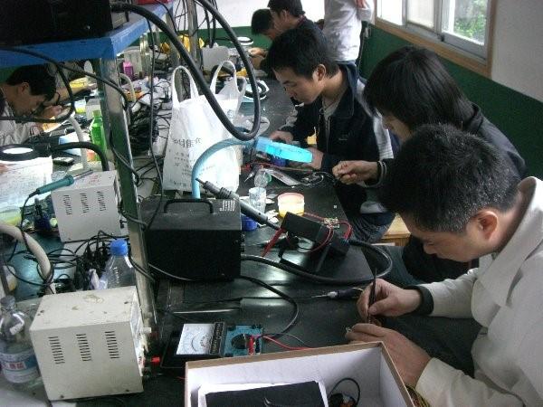 多动手是学好手机维修技术的根本